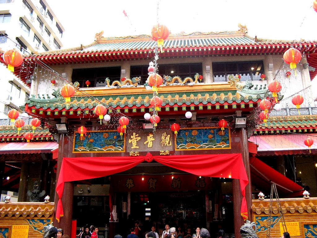 3D2N Singapore Itinerary: Kuan Yin Thong Hood Cho Temple