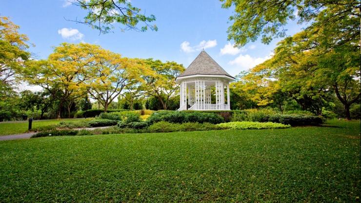 3D2N Singapore Itinerary: Singapore Botanic Gardens