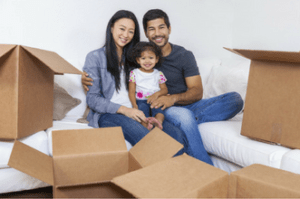 Preparing an entire apartment for the house moving services
