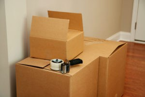 All furniture or documents will be packed neatly into boxes to facilitate a move