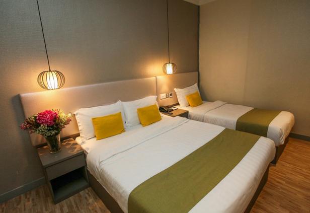3D2N Singapore Budget Itinerary - Champion Hotel (Joo Chiat)